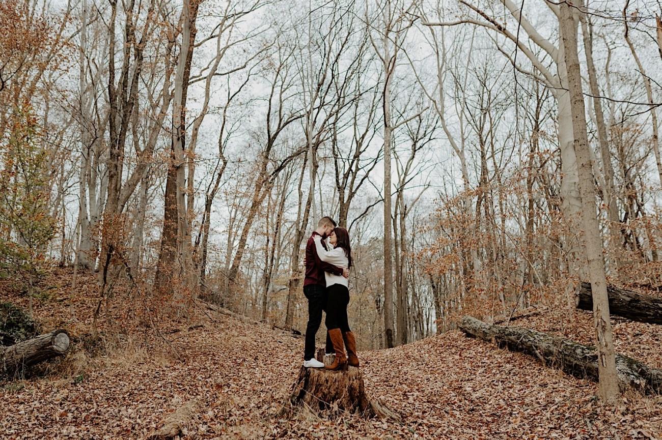 Tyler State Park Engagement Session Philadelphia Wedding Photographer Philadelphia Engagement Session 32