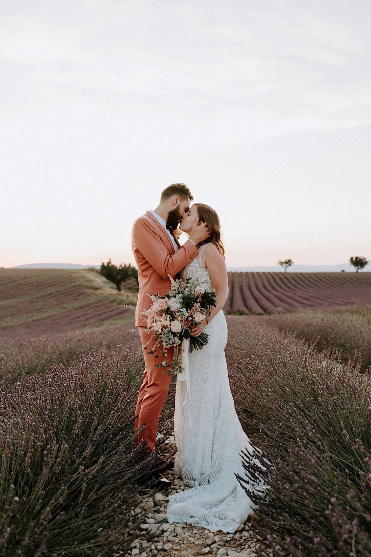 Valensole Wedding Photos Lavender Field Wedding Provence Wedding French Wedding Photographer Destination Wedding France Anais Possamai Photography 03