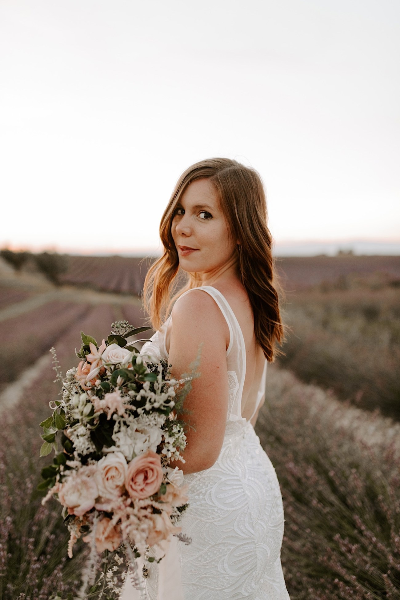 Valensole Wedding Photos Lavender Field Wedding Provence Wedding French Wedding Photographer Destination Wedding France Anais Possamai Photography 12