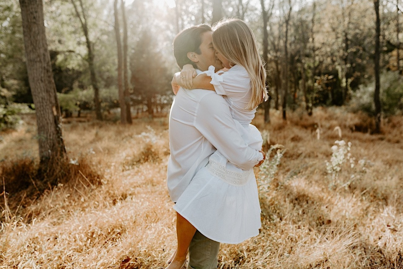 Woolverton Inn Engagement Session Fall Couple Session New Jersey Wedding Photographer 07