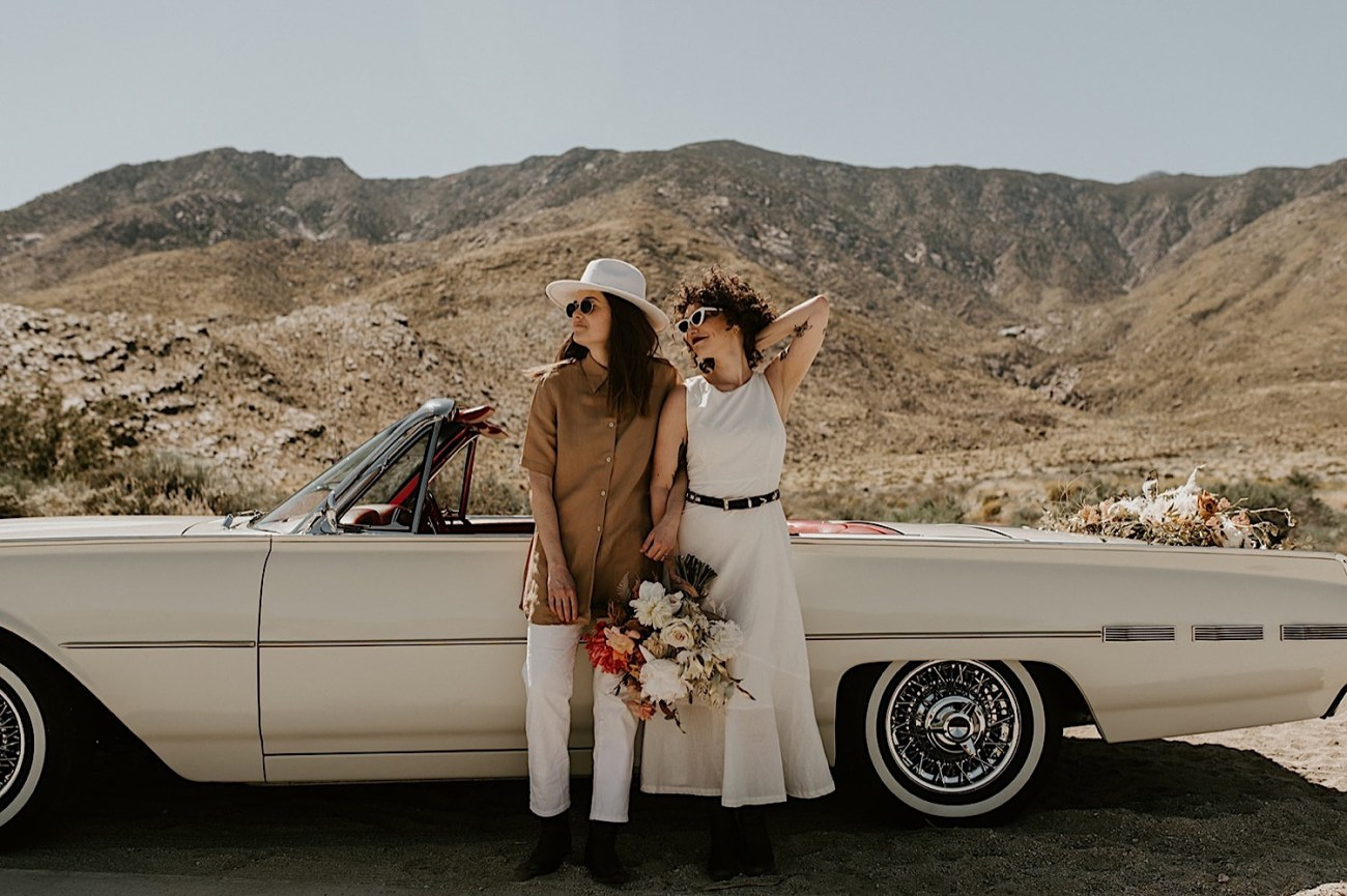 001 Joshua Tree Elopement Palm Springs Wedding California Wedding Photographer