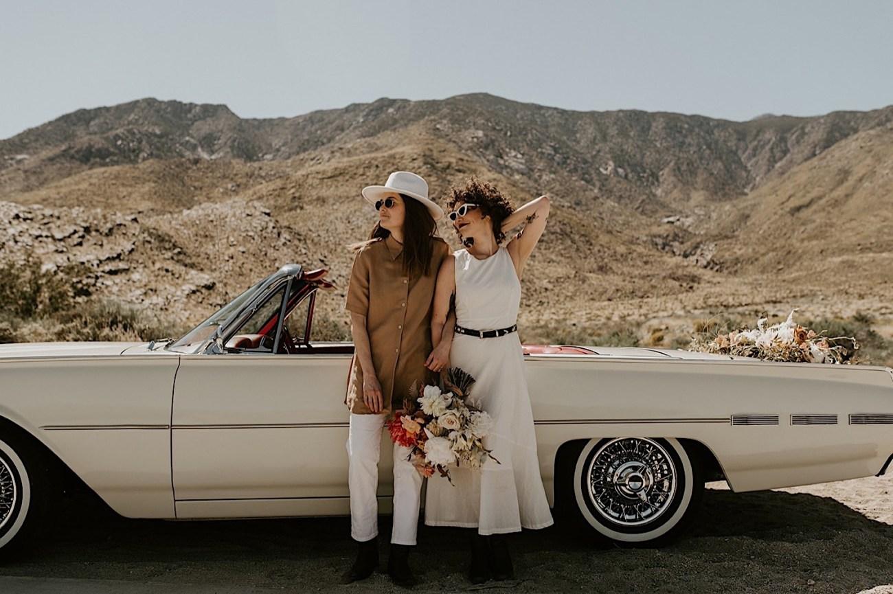 001 Joshua Tree Elopement Palm Springs Wedding California Wedding Photographer