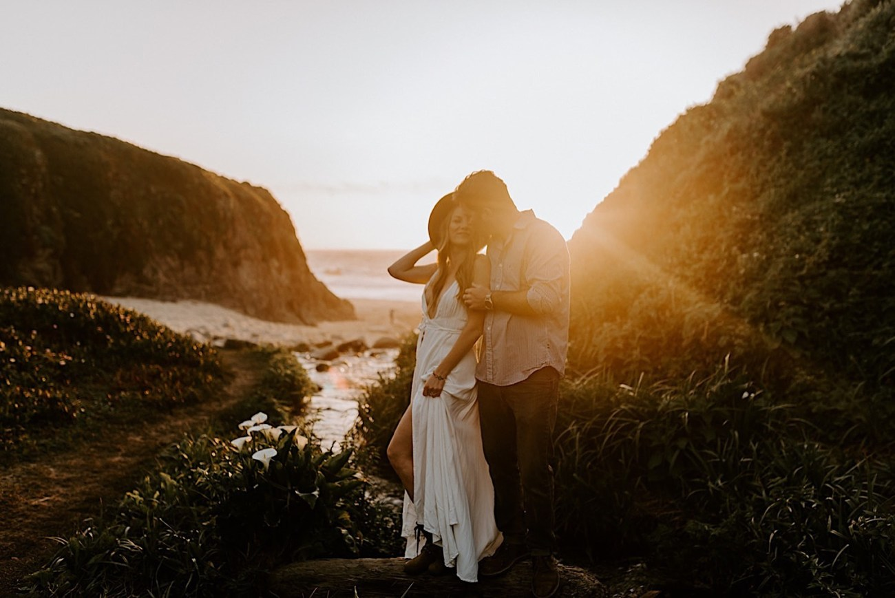 012 Big Sur California Engagement Photos California Wedding Photographer Big Sur San Francisco Wedding Photographer