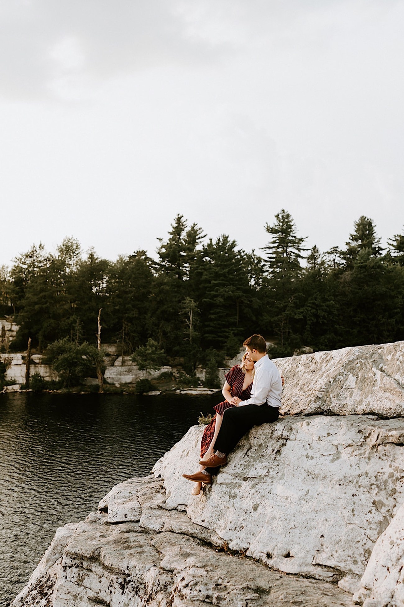 043 Minnewaska State Park Engagement Photos Minnewaska Enagement New York Wedding Photographer Catskill Wedding Photographer Hudson Valley Wedding Photographer