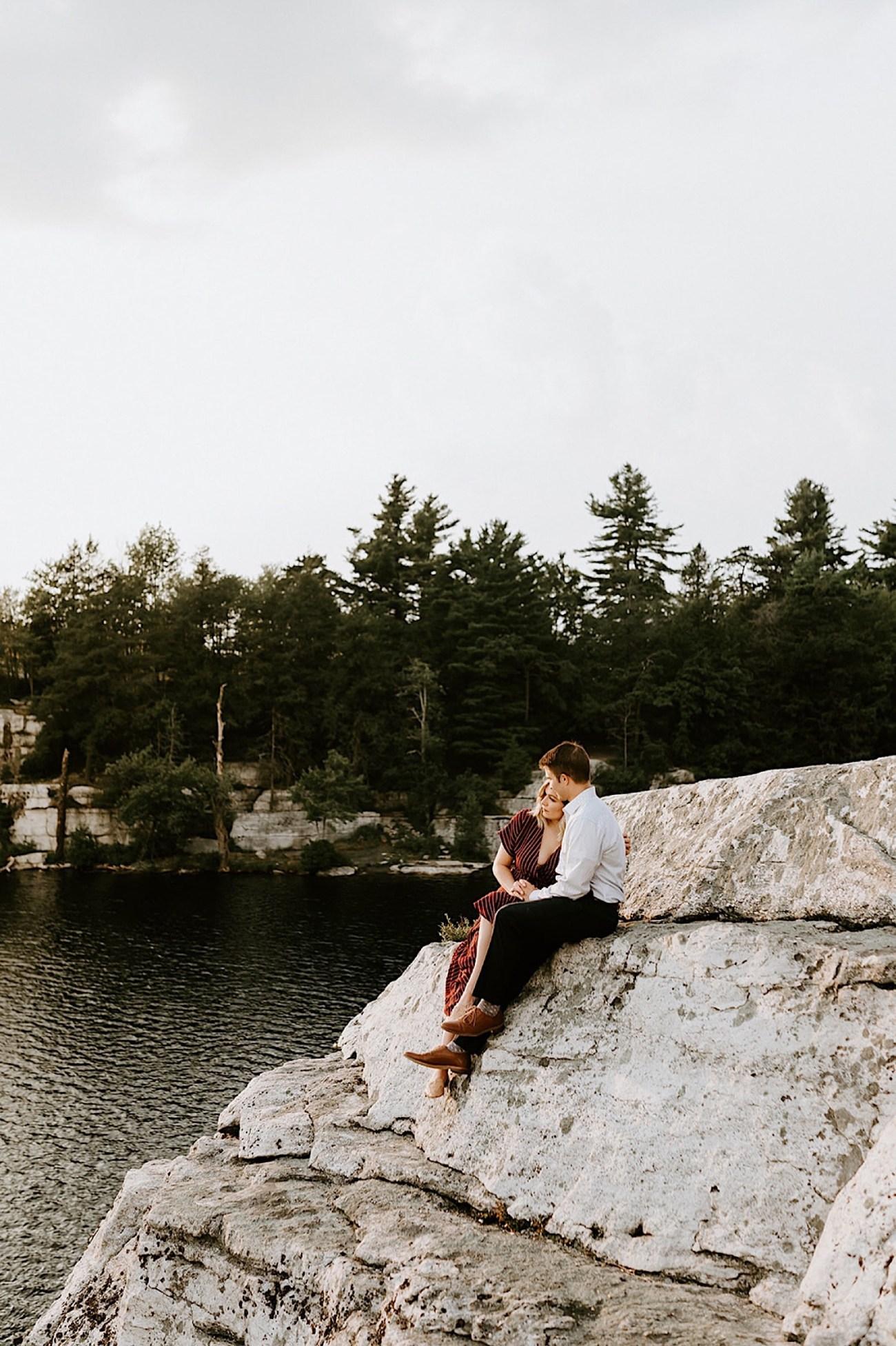 043 Minnewaska State Park Engagement Photos Minnewaska Enagement New York Wedding Photographer Catskill Wedding Photographer Hudson Valley Wedding Photographer