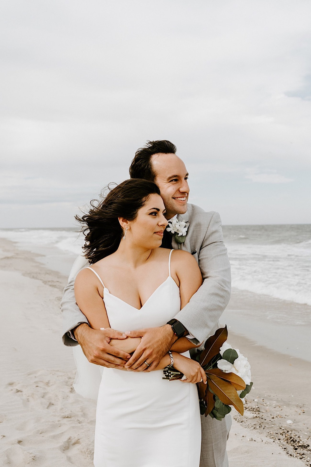 132 Sea Bright Wedding Beach Wedding Photos New Jersey Shore Wedding Nj Wedding Photographer Beach Elopement Photos