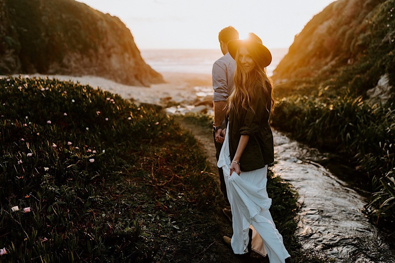 137 Big Sur California Engagement Photos California Wedding Photographer Big Sur San Francisco Wedding Photographer