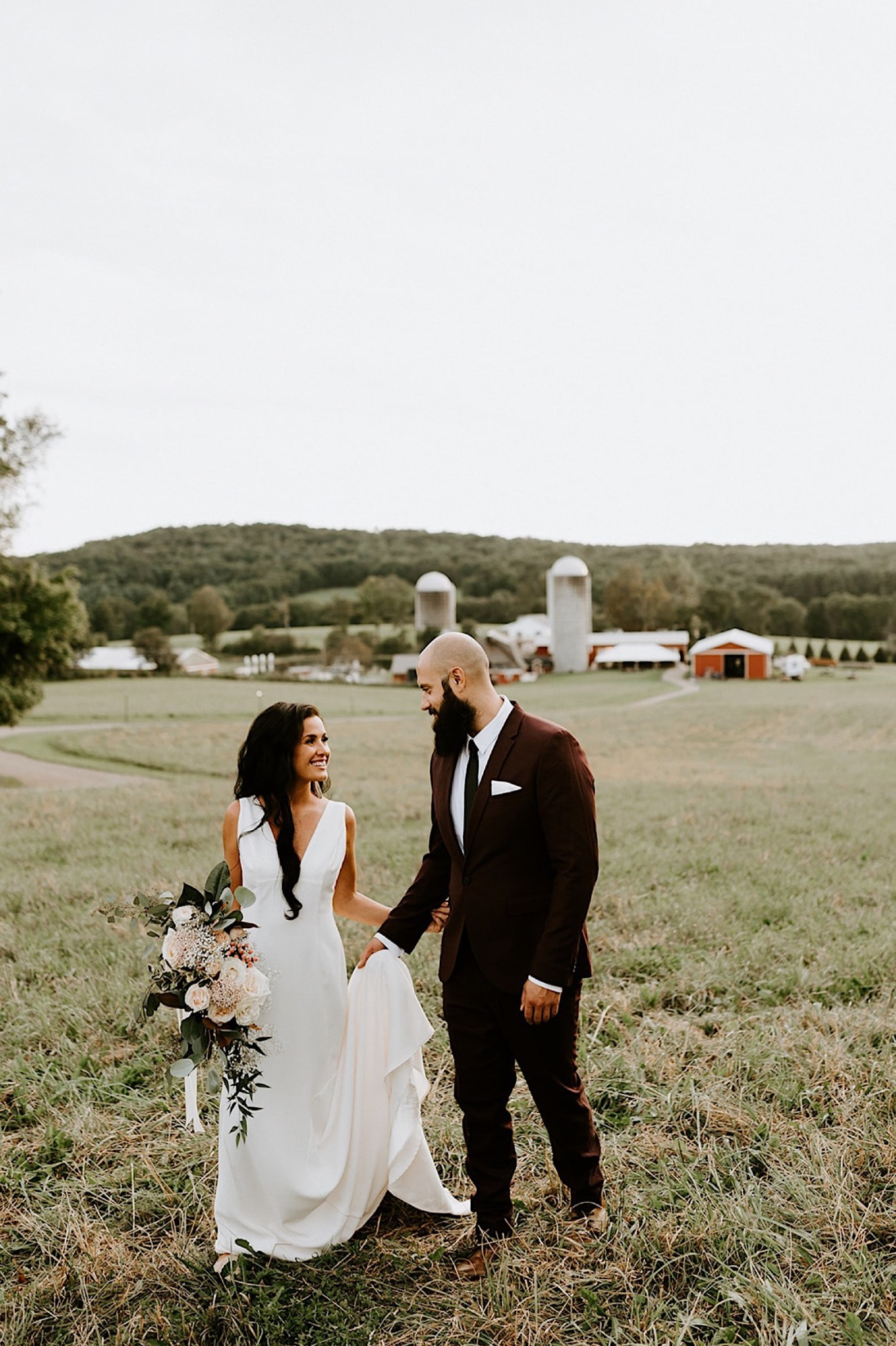 145 Gilbertsville Farmhouse Wedding Catskill Wedding Photographer Hudson Valley Wedding Photographer