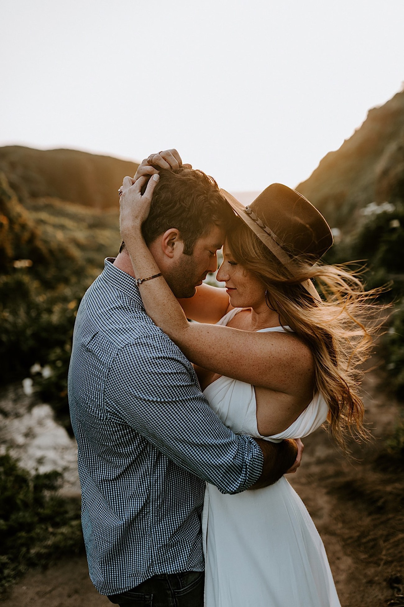 149 Big Sur California Engagement Photos California Wedding Photographer Big Sur San Francisco Wedding Photographer