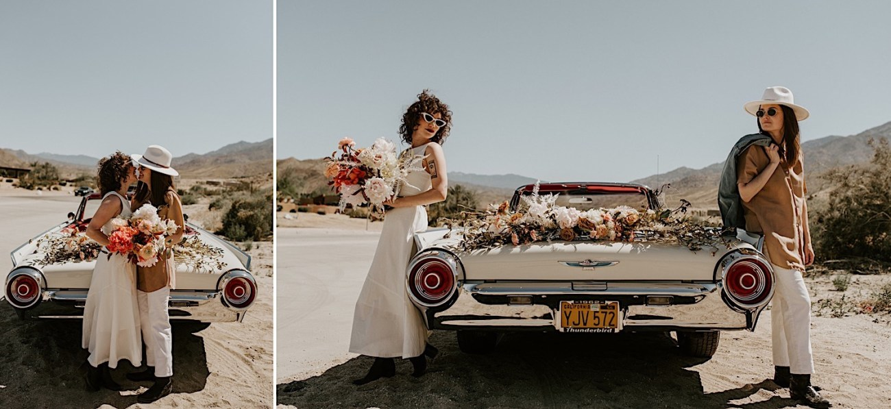159 Joshua Tree Elopement Palm Springs Wedding California Wedding Photographer