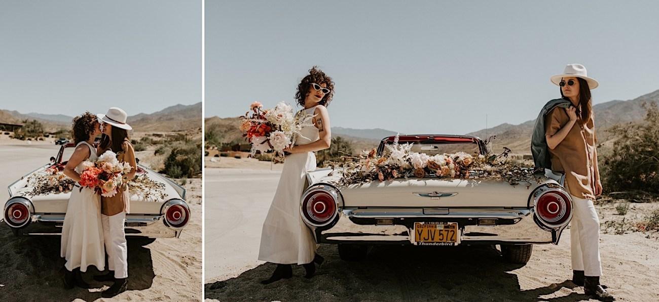 159 Joshua Tree Elopement Palm Springs Wedding California Wedding Photographer