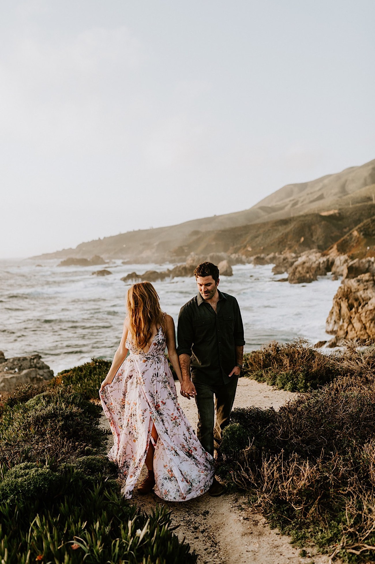 174 Big Sur California Engagement Photos California Wedding Photographer Big Sur San Francisco Wedding Photographer
