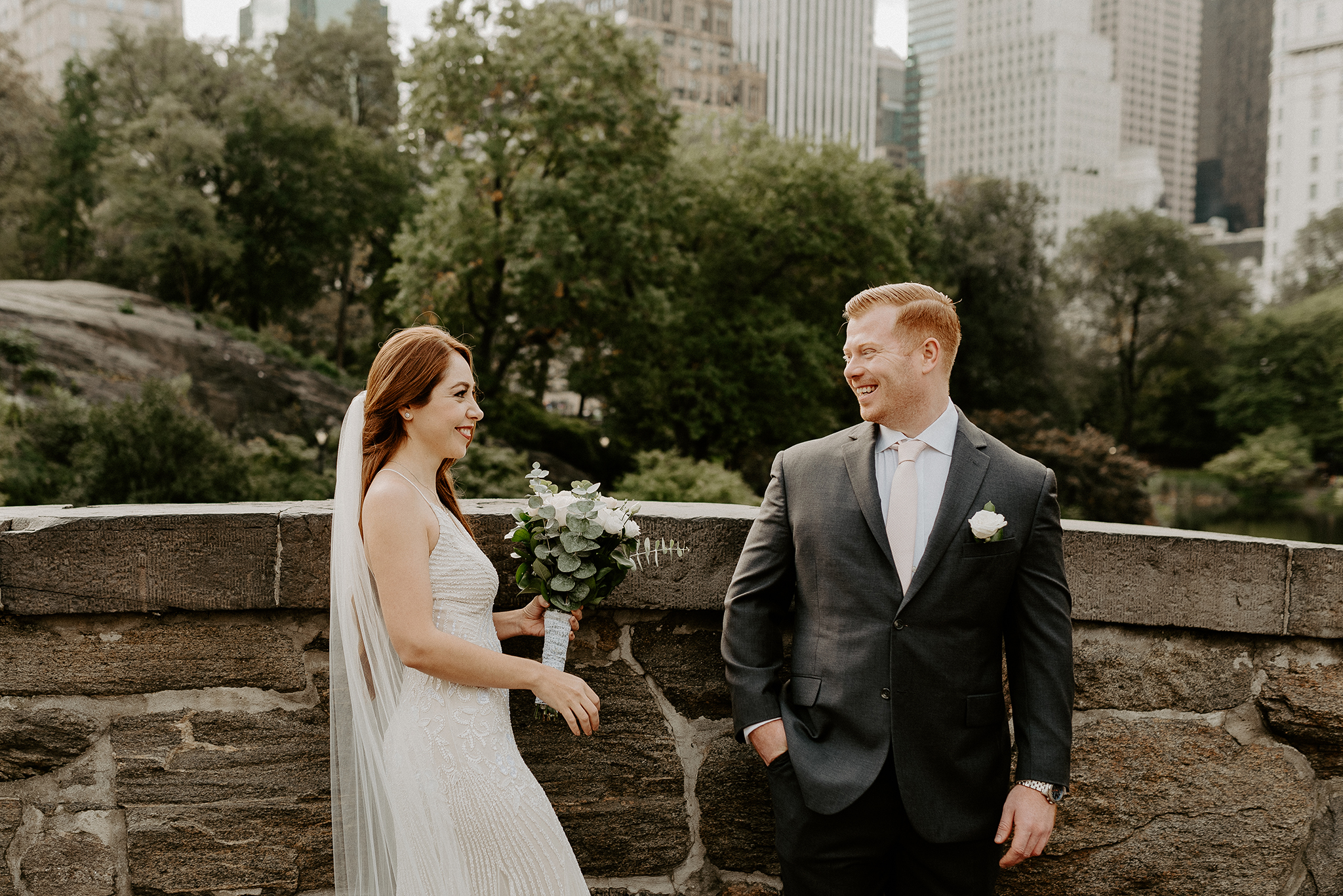 Central Park Elopement First Look Wedding Tips 013