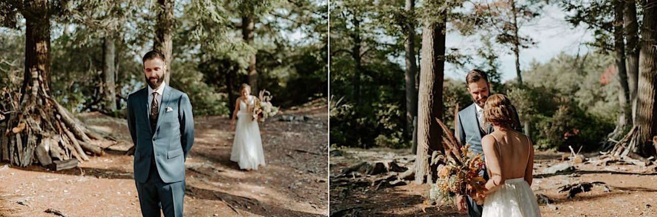 Why You Should Consider A First Look Mt Washington Wedding Lakeside Wedding 001