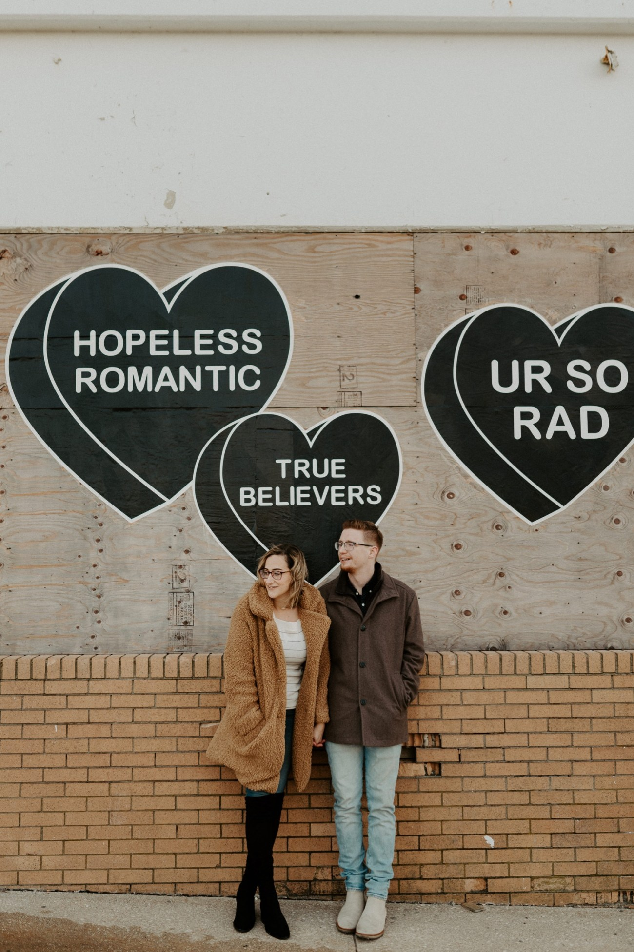 Asbury Park Engagement Photos Winter Beach Engagement Session New Jersey Wedding Photographer Anais Possamai Photography 010