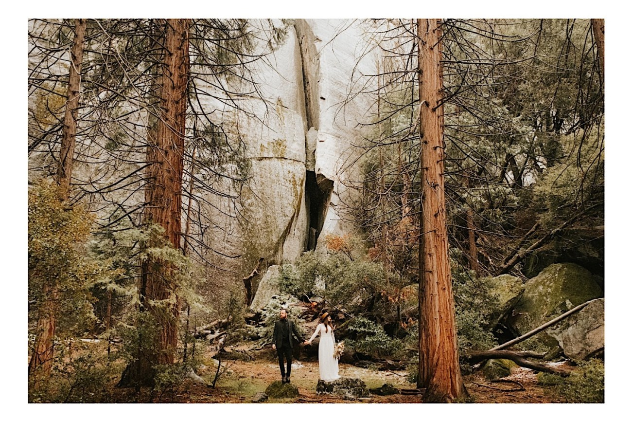 Reasons Why You Should Elope Top Reasons To Elope Elopement Photographer Yosemite National Park Elopement 002