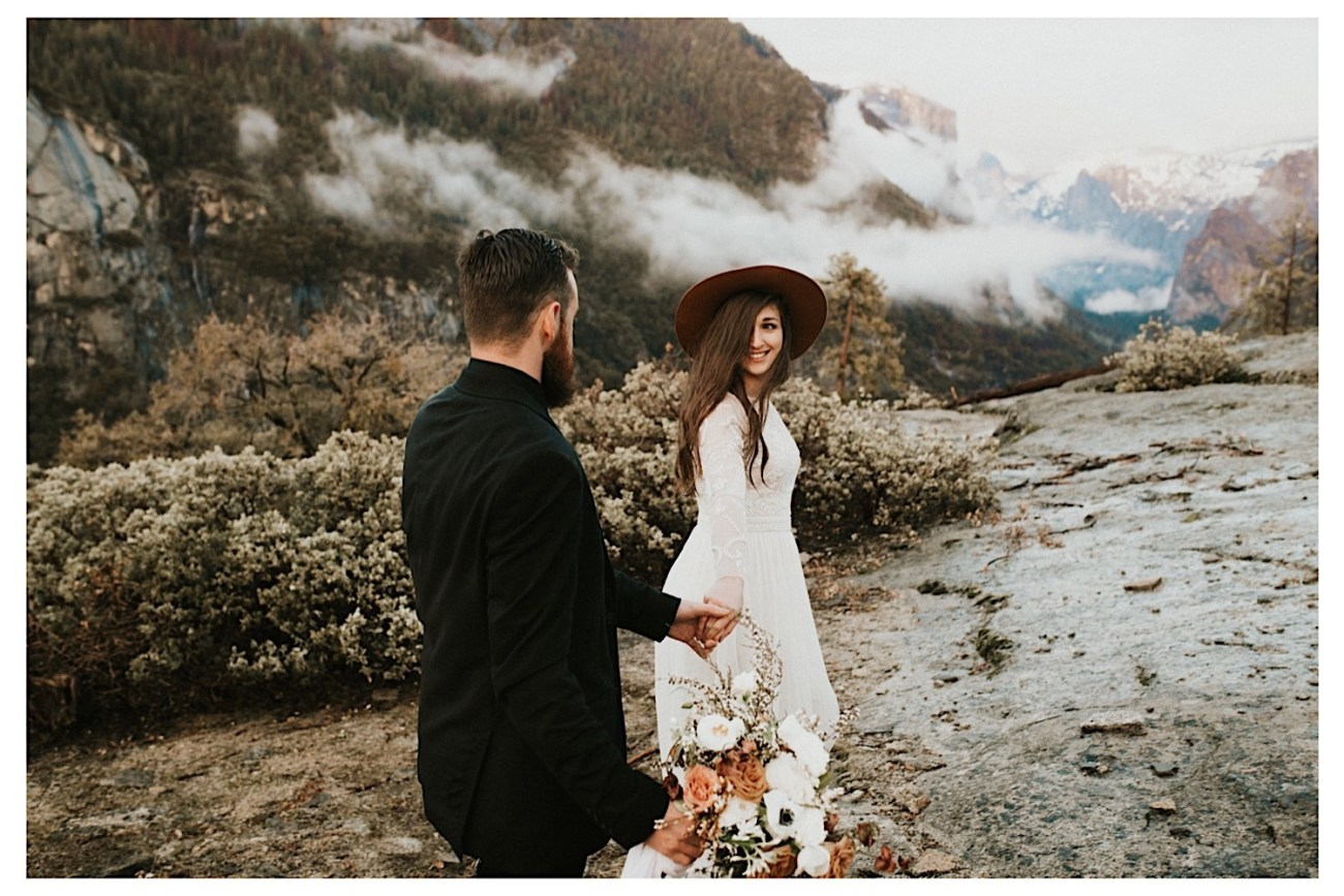 Reasons Why You Should Elope Top Reasons To Elope Elopement Photographer Yosemite National Park Elopement 022