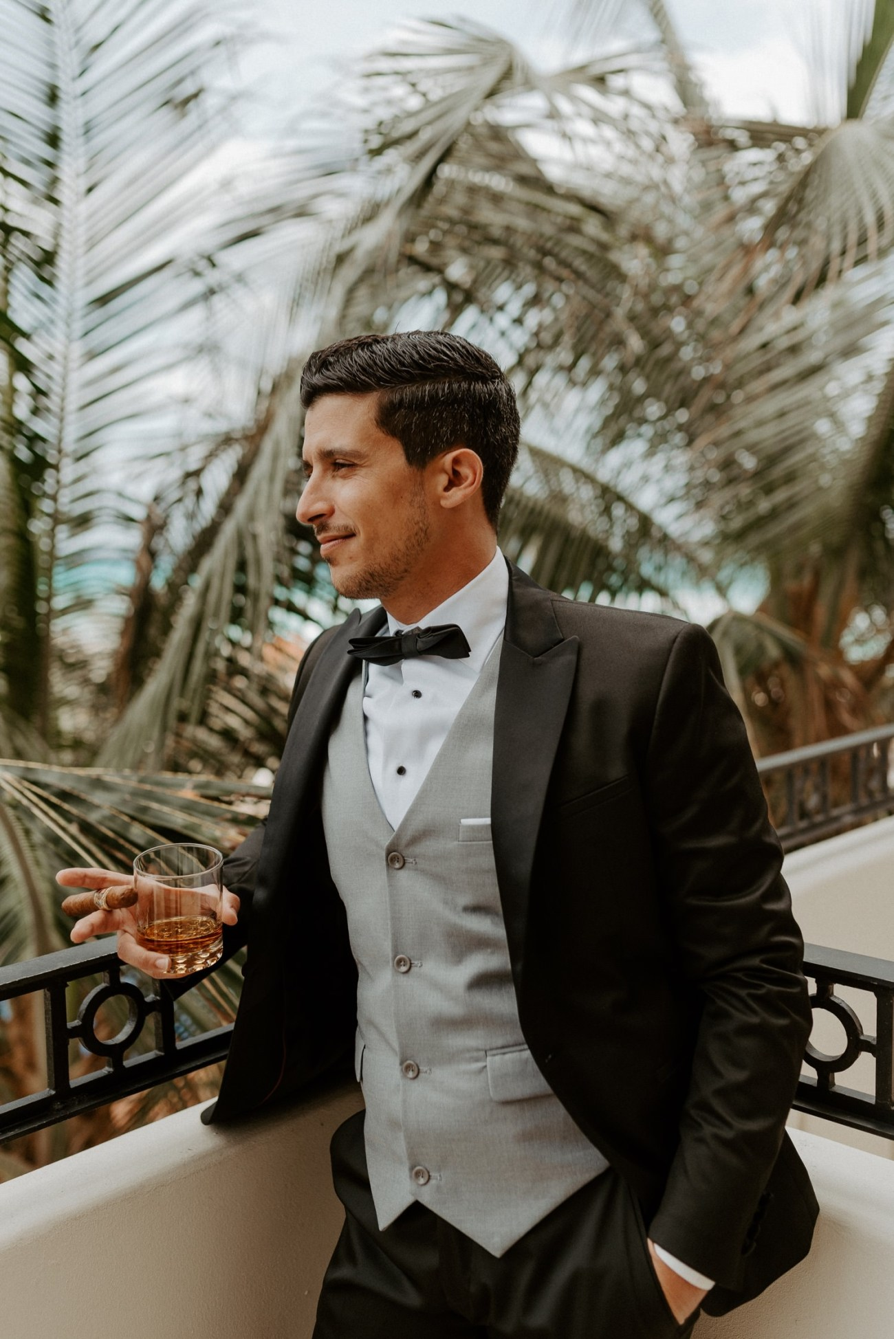 Cancun Destination Wedding Mexico Tulum Wedding Photographer Anais Possamai Photography 009