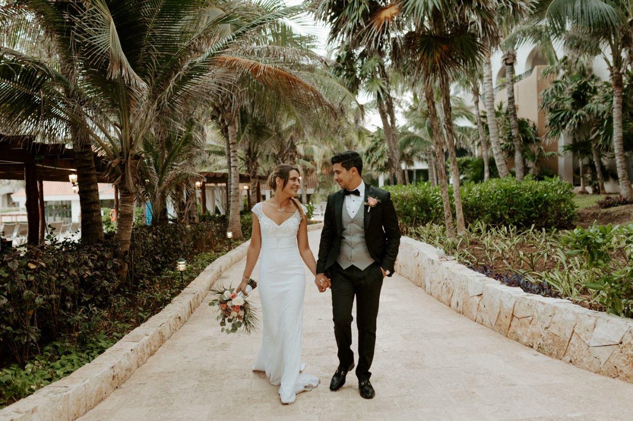 Cancun Destination Wedding Mexico Tulum Wedding Photographer Anais Possamai Photography 059