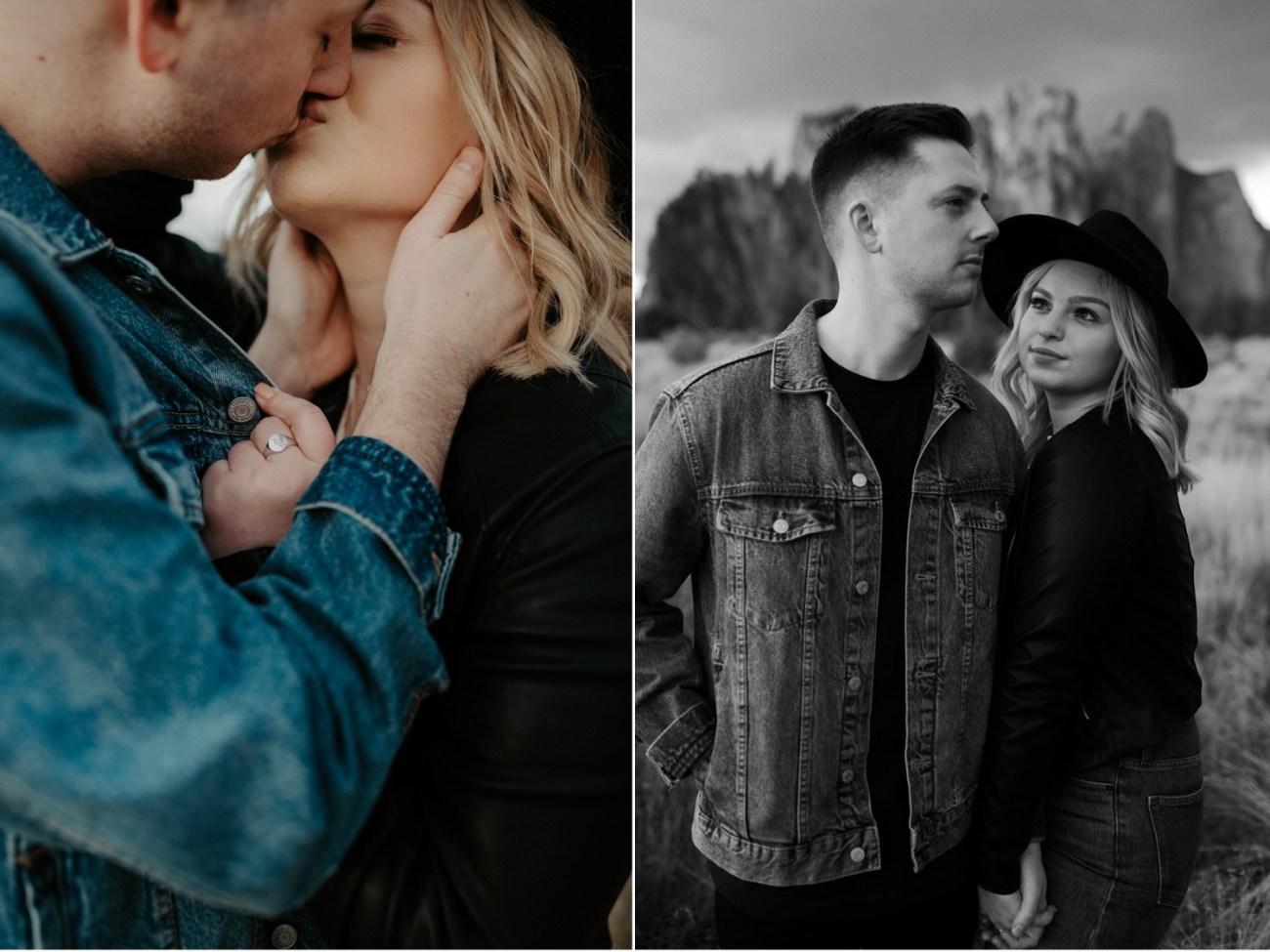 Oregon Smith Rock State Park Couple Session PNW Elopement Photographer Bend Wedding Photographer Portland Wedding Photographer Anais Possamai Photo 012