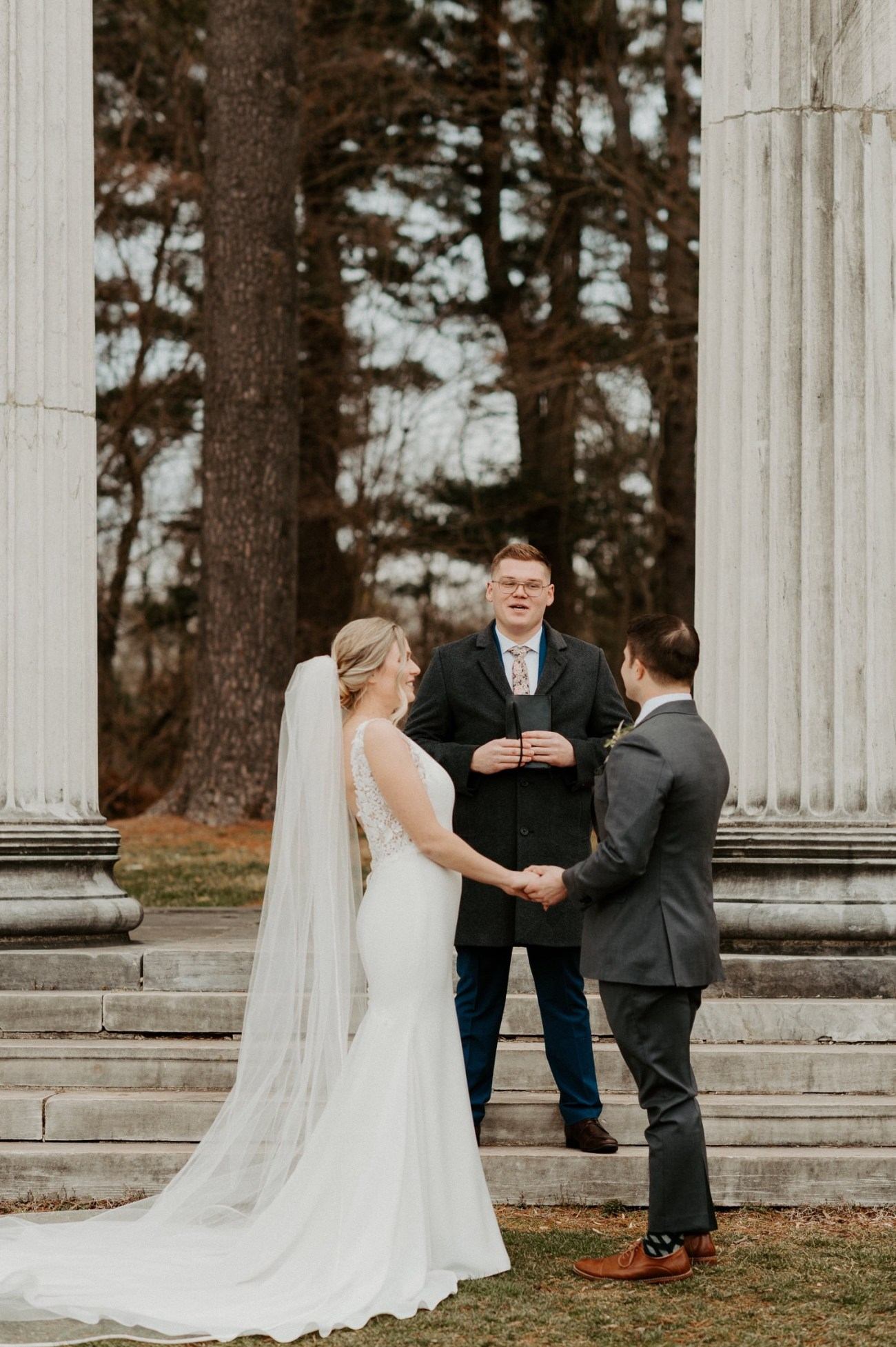 Princeton Battlefield Wedding Princeton University Elopement New Jersey Wedding Photographer Anais Possamai Photography 08