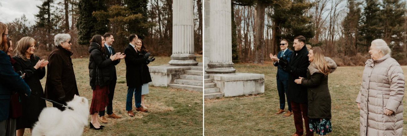 Princeton Battlefield Wedding Princeton University Elopement New Jersey Wedding Photographer Anais Possamai Photography 16