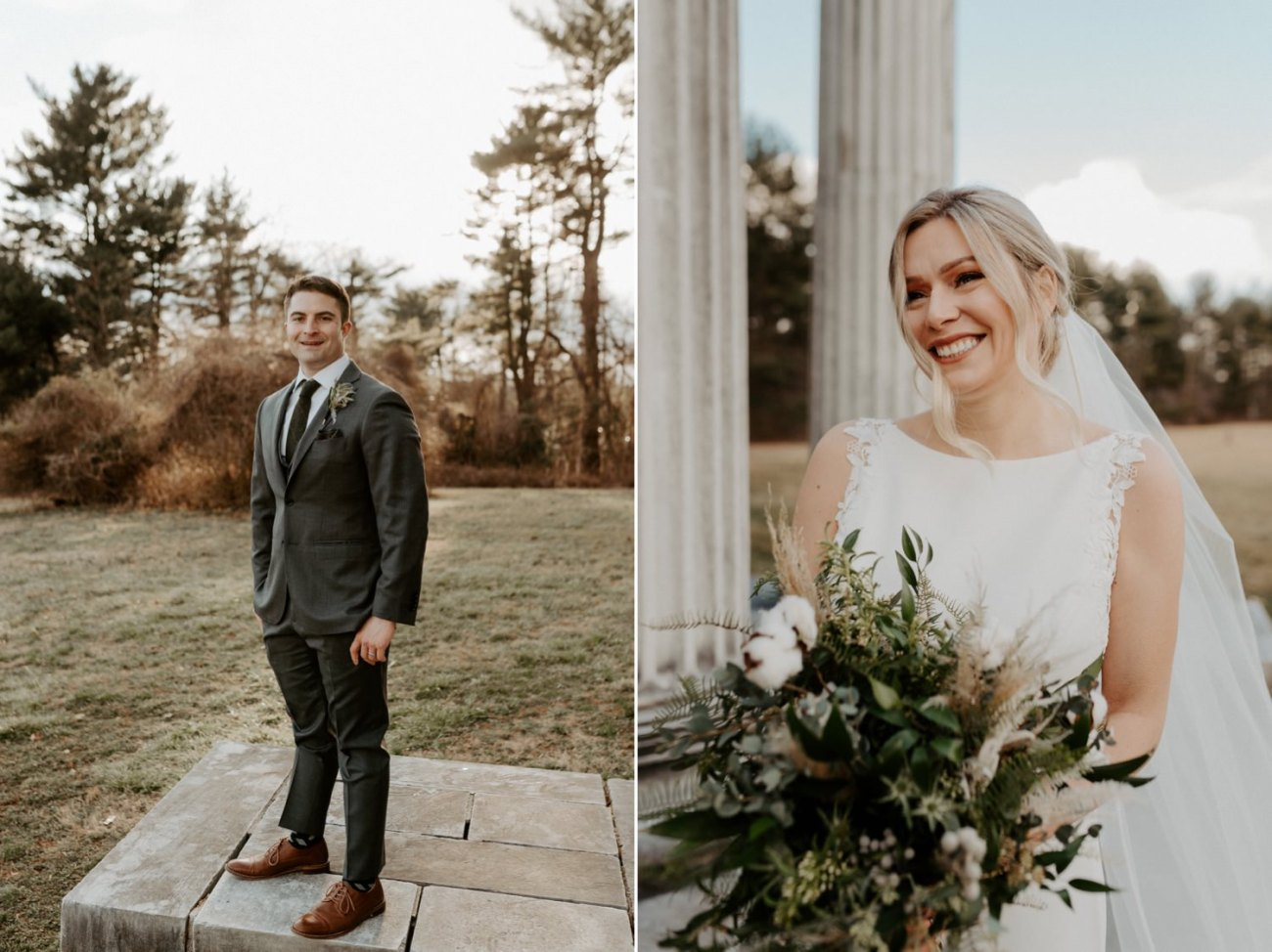Princeton Battlefield Wedding Princeton University Elopement New Jersey Wedding Photographer Anais Possamai Photography 22