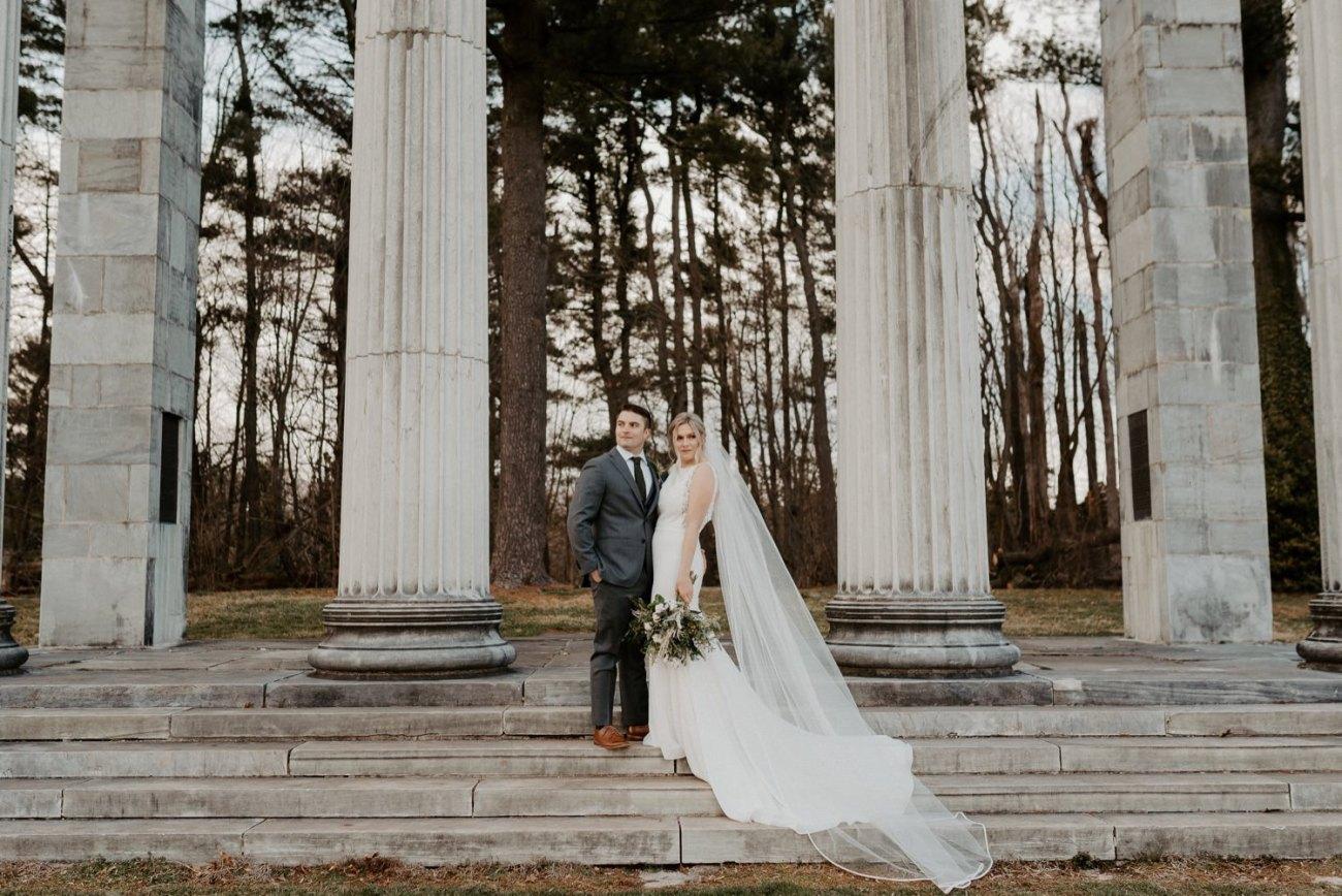 Princeton Battlefield Wedding Princeton University Elopement New Jersey Wedding Photographer Anais Possamai Photography 25