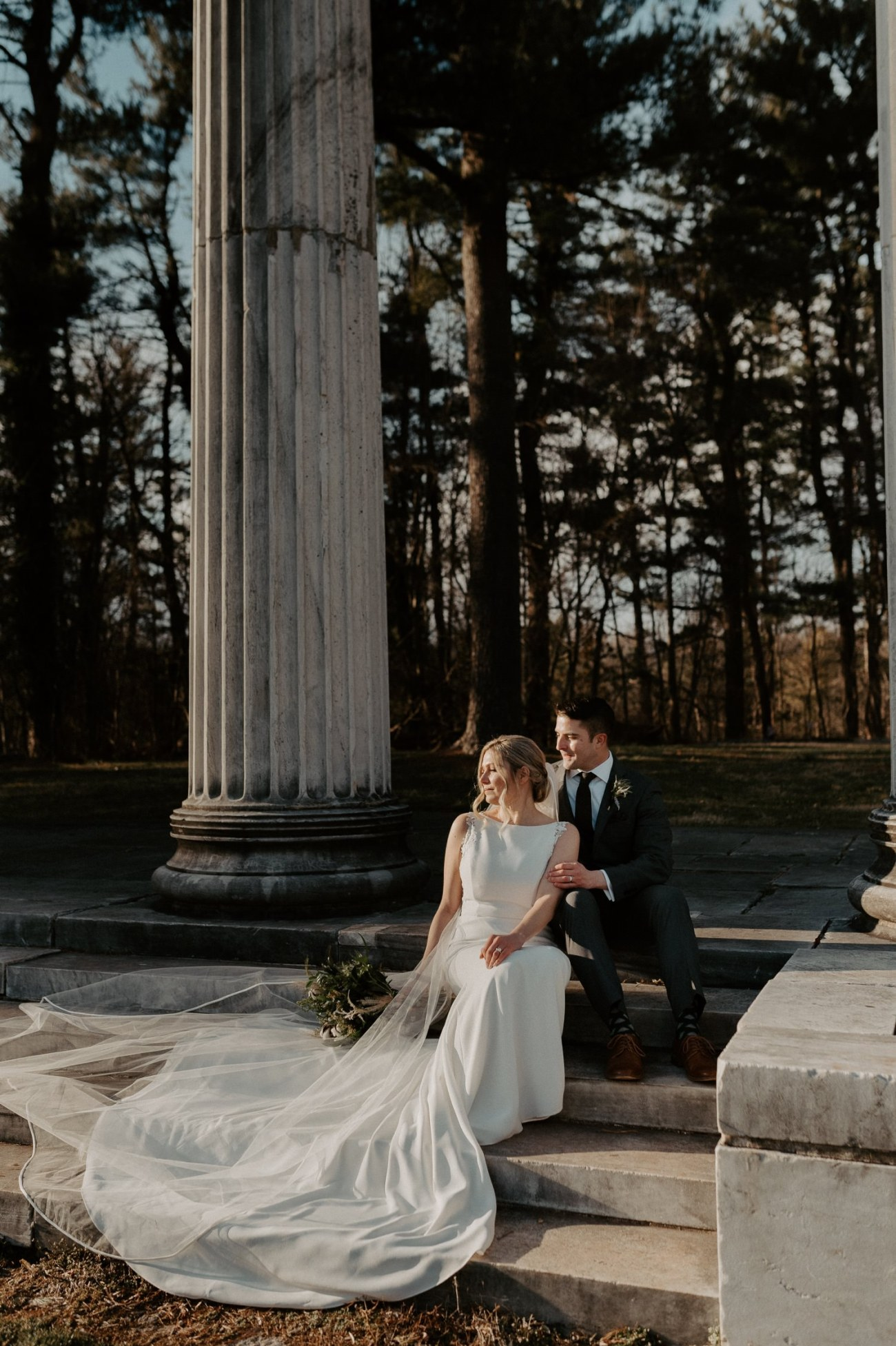 Princeton Battlefield Wedding Princeton University Elopement New Jersey Wedding Photographer Anais Possamai Photography 28