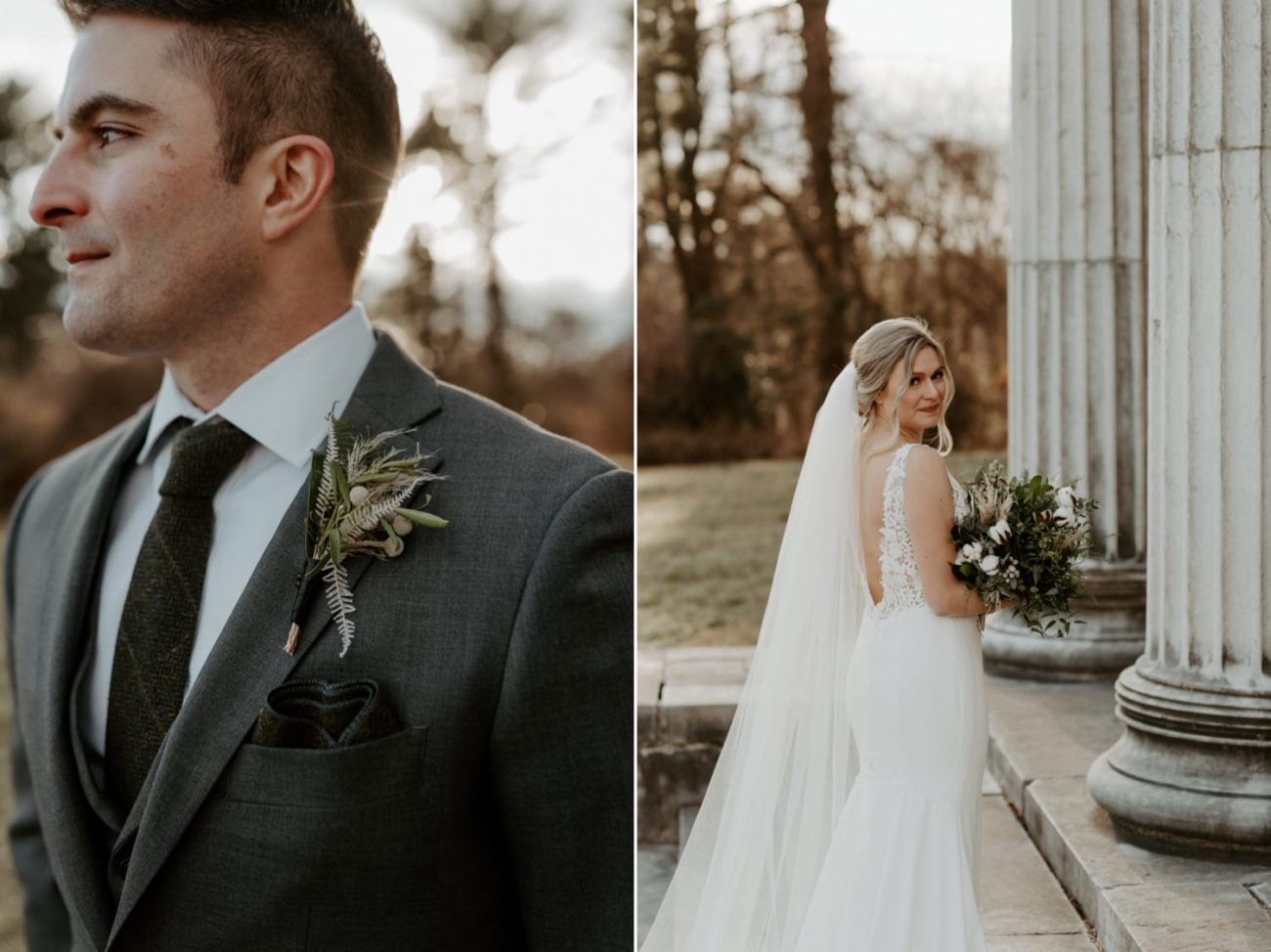 Princeton Battlefield Wedding Princeton University Elopement New Jersey Wedding Photographer Anais Possamai Photography 32
