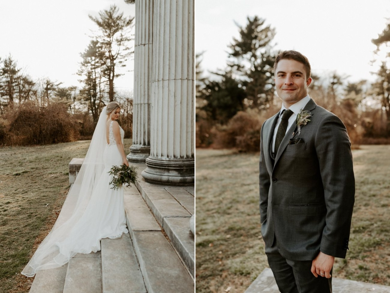 Princeton Battlefield Wedding Princeton University Elopement New Jersey Wedding Photographer Anais Possamai Photography 35