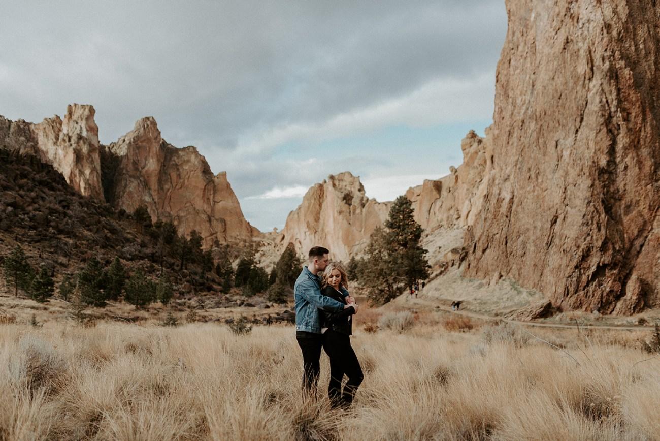 Smith Rock Oregon Couple Session Pnw Bend Anais Possamai Photography 4