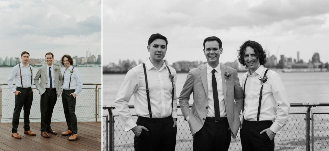 Antique Loft Hoboken Wedding New Jersey Wedding Photographer Anais Possamai Photography 040