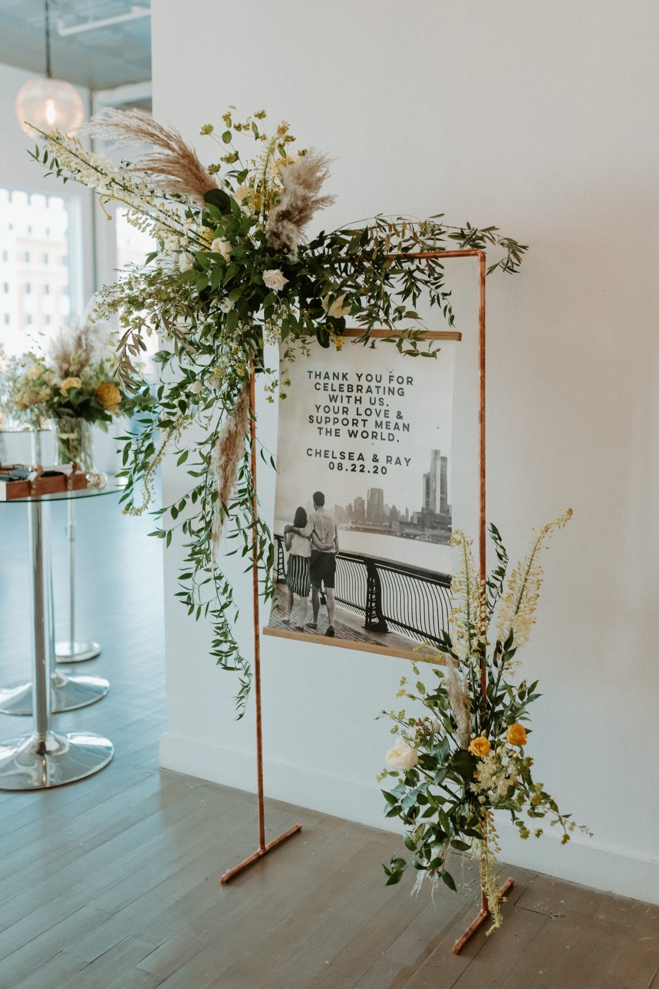 Antique Loft Hoboken Wedding New Jersey Wedding Photographer Anais Possamai Photography 048
