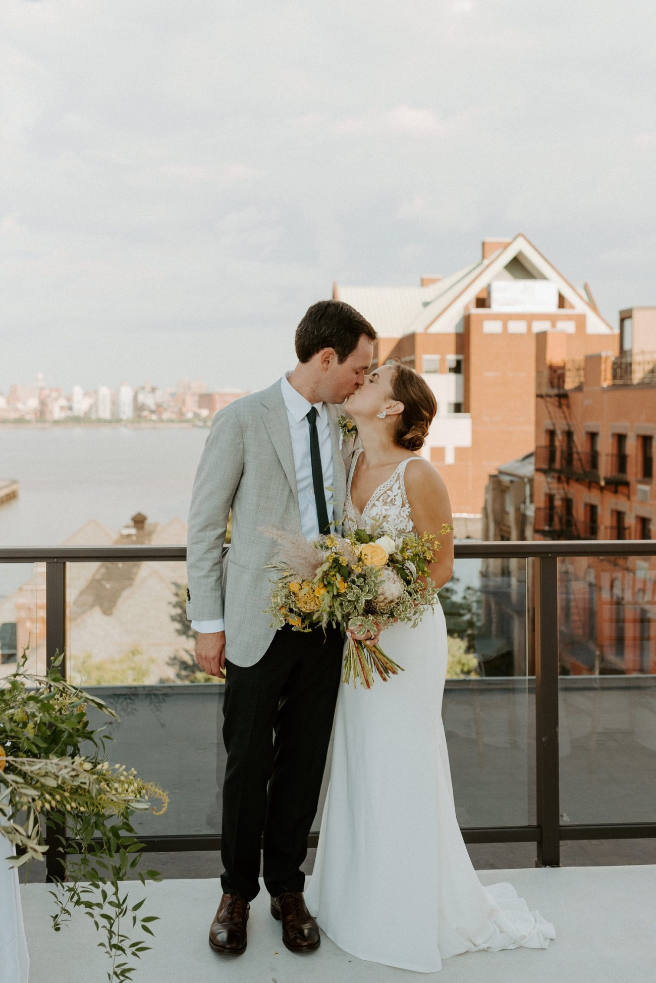 Antique Loft Hoboken Wedding New Jersey Wedding Photographer Anais Possamai Photography 053