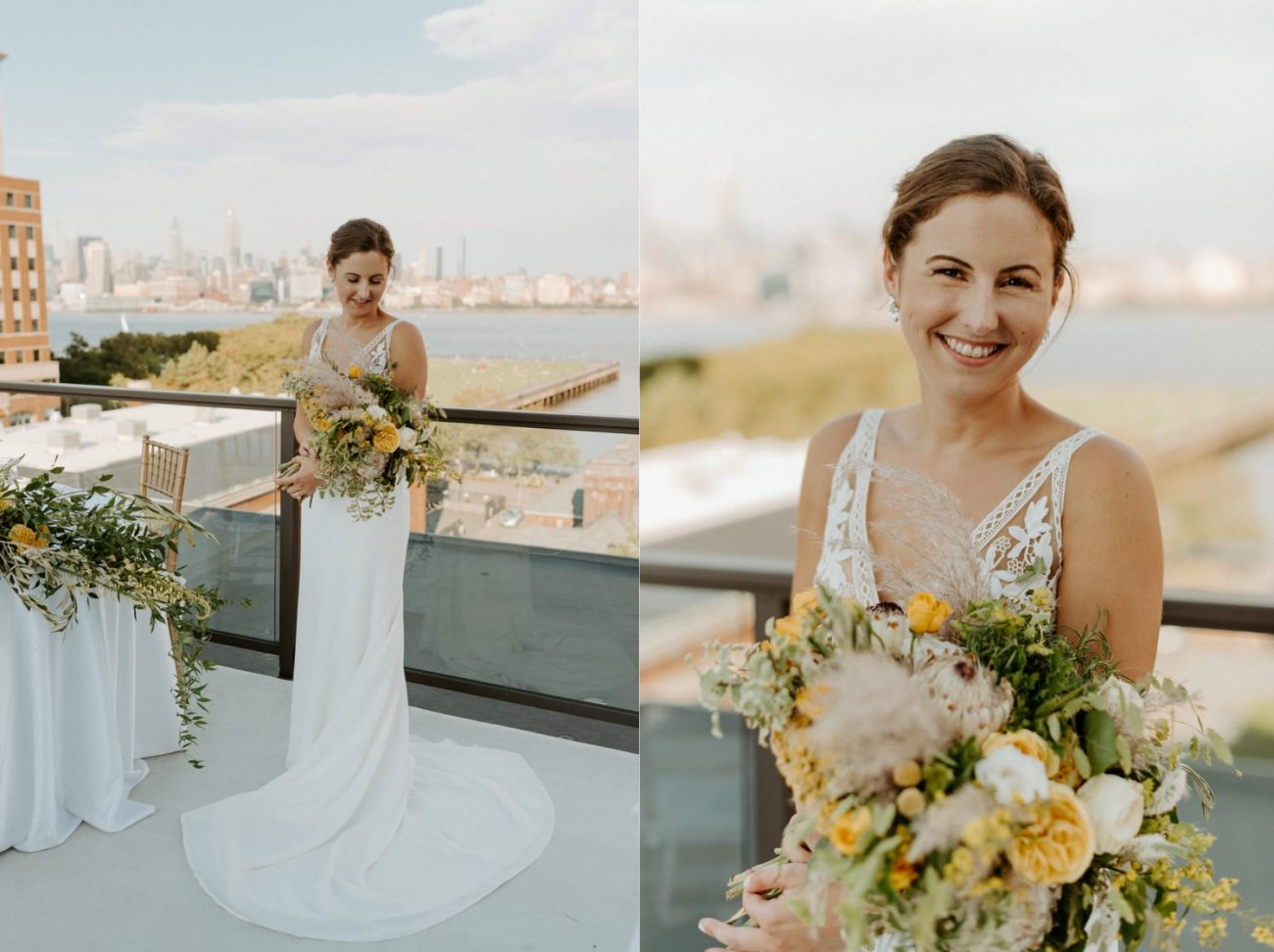 Antique Loft Hoboken Wedding New Jersey Wedding Photographer Anais Possamai Photography 054