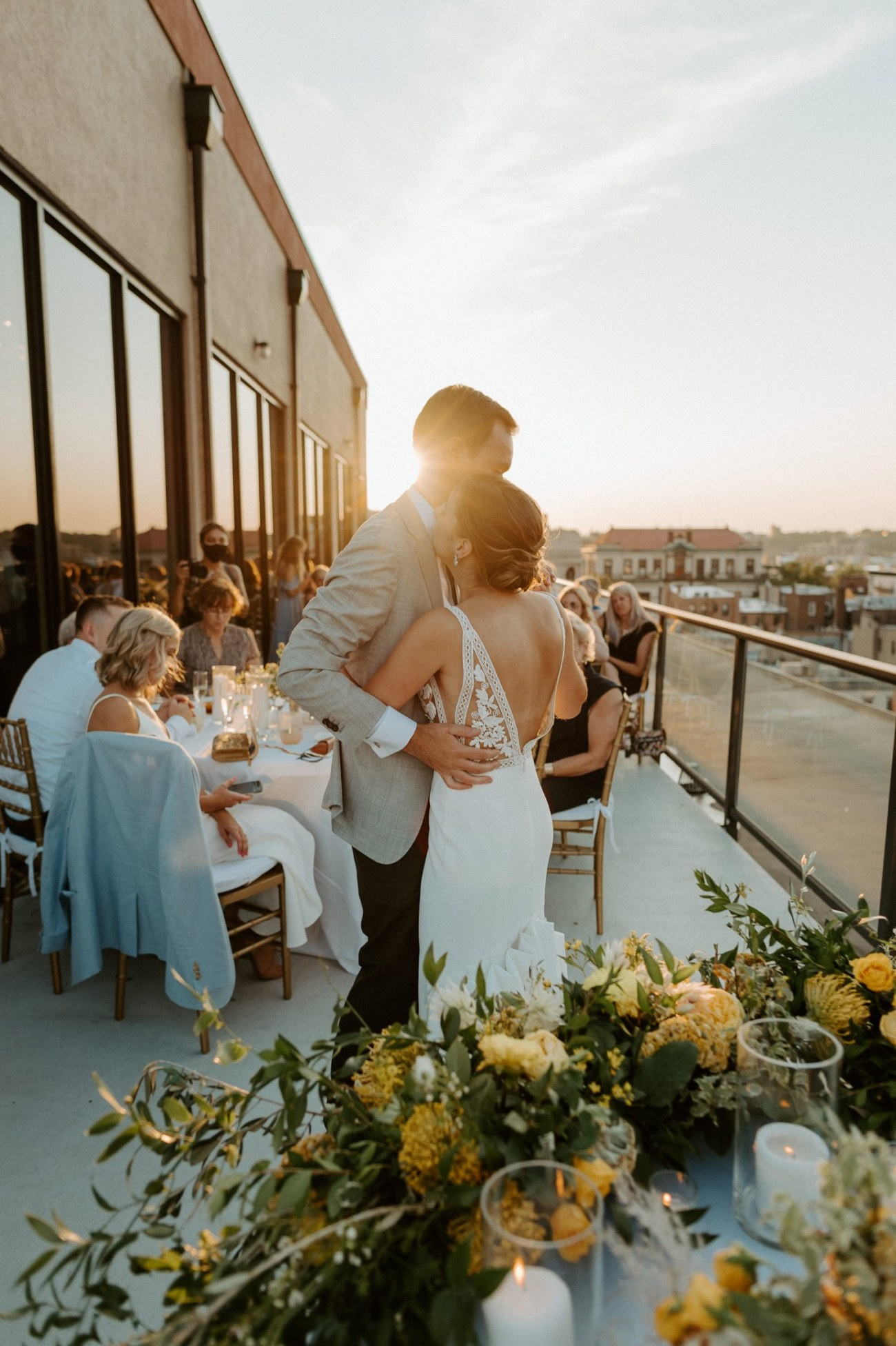 Antique Loft Hoboken Wedding New Jersey Wedding Photographer Anais Possamai Photography 084