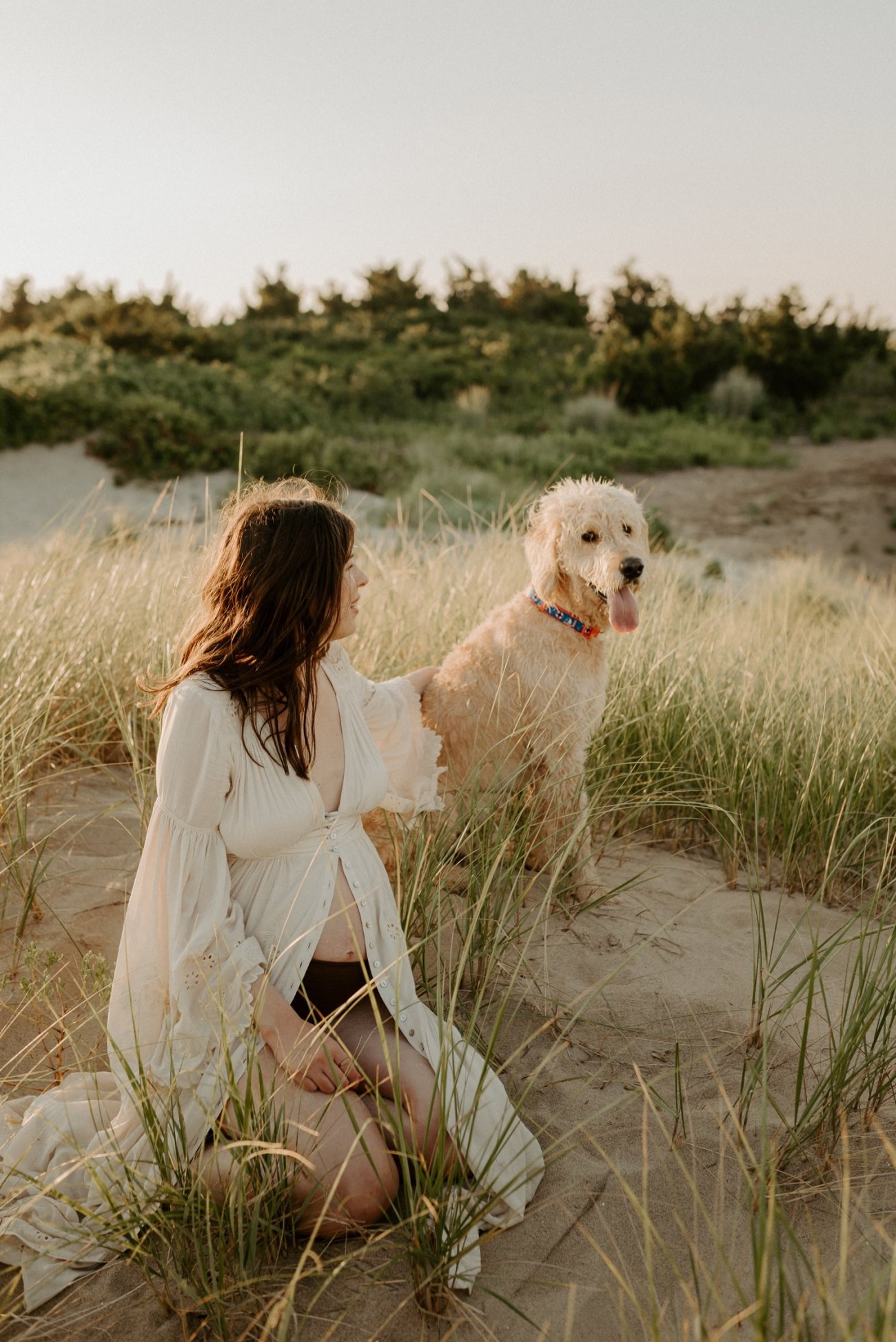Sandy Hook Maternity Session Oregon Coast Couple Session Oregon Wedding Photographer Bend Wedding Photographer Anais Possamai Photography 011