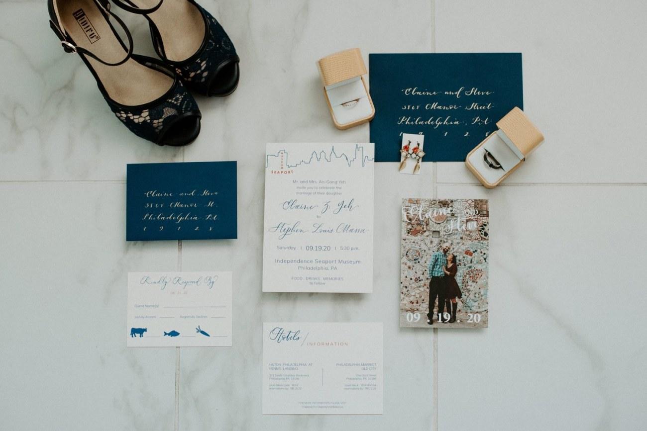 Independence Seaport Museum Philadelphia Wedding Anais Possamai Photography New Jersey Wedding Photographer 002