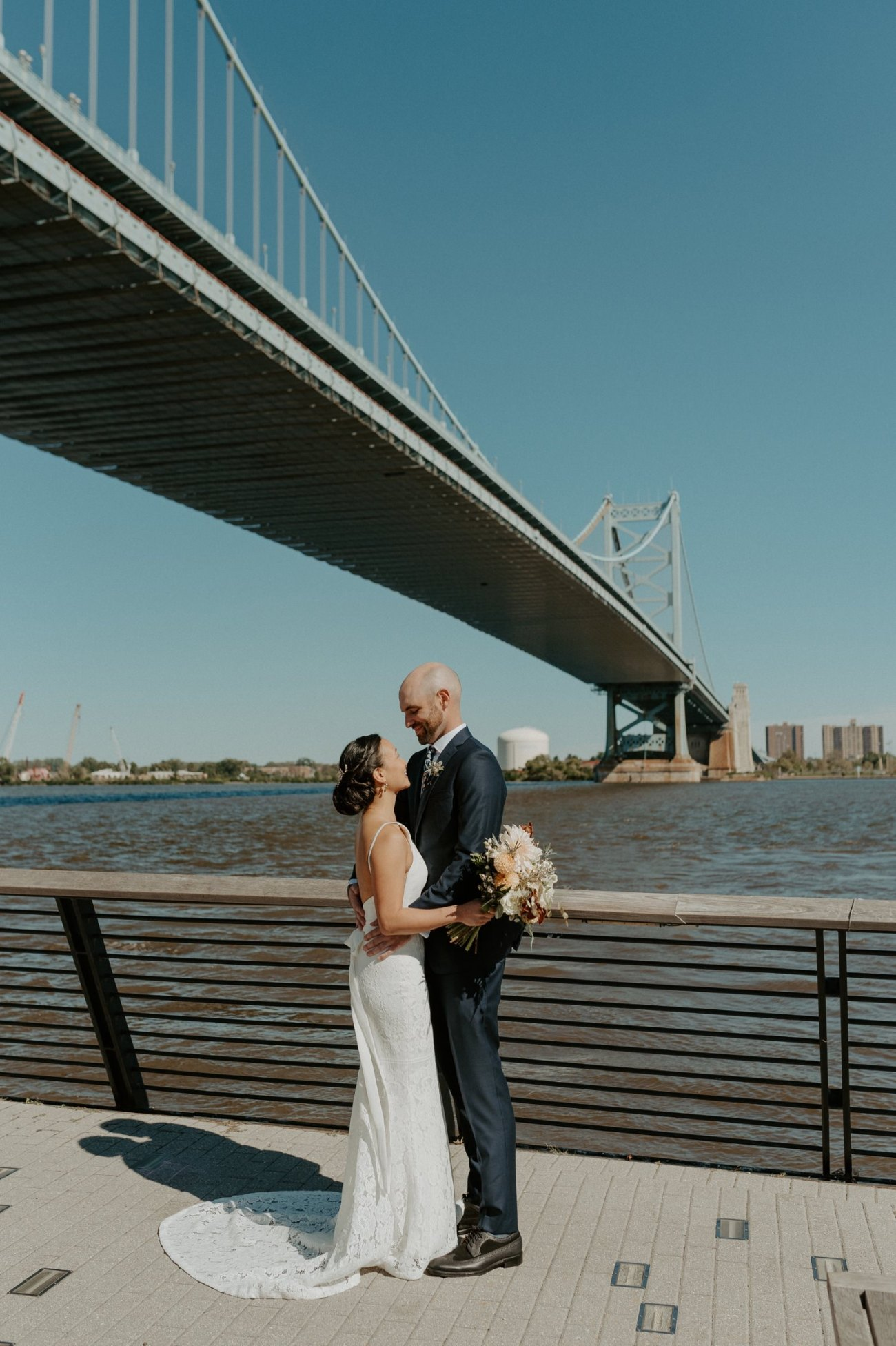 Independence Seaport Museum Philadelphia Wedding Anais Possamai Photography New Jersey Wedding Photographer 013