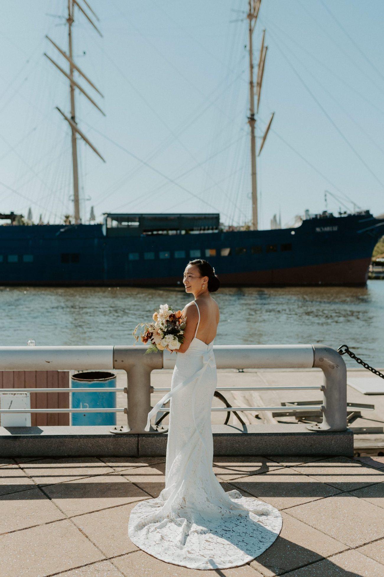 Independence Seaport Museum Philadelphia Wedding Anais Possamai Photography New Jersey Wedding Photographer 018
