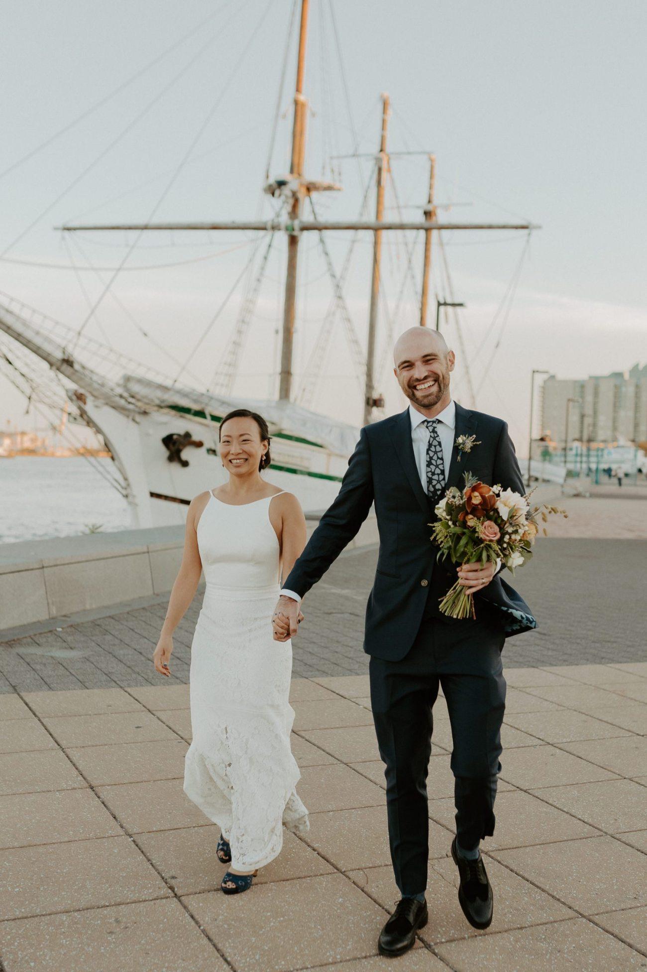 Independence Seaport Museum Philadelphia Wedding Anais Possamai Photography New Jersey Wedding Photographer 048