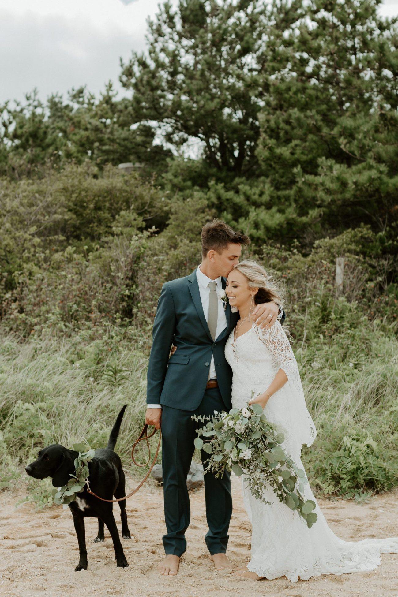 Long Beach Island Wedding Barnegat Lighthouse Wedding Ceremony New Jersey Wedding Anais Possamai Photography Oregon Wedding Photographer 0042