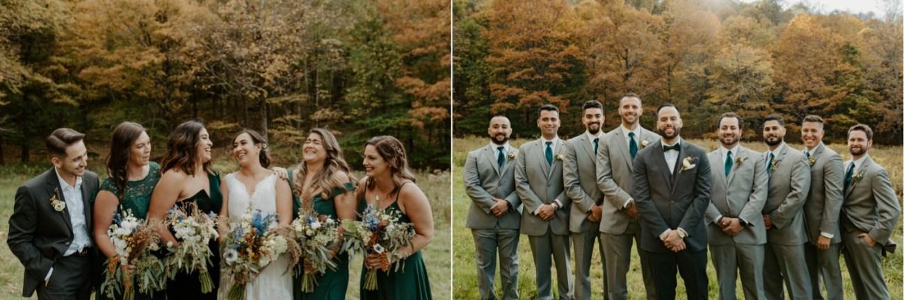 Handsome Hollow Wedding Catskill Up State New York Wedding Photographer Anais Possamai Photography 034