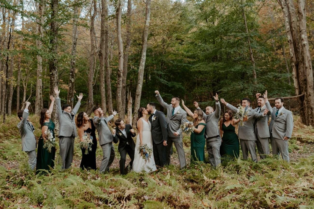 Handsome Hollow Wedding Catskill Up State New York Wedding Photographer Anais Possamai Photography 035
