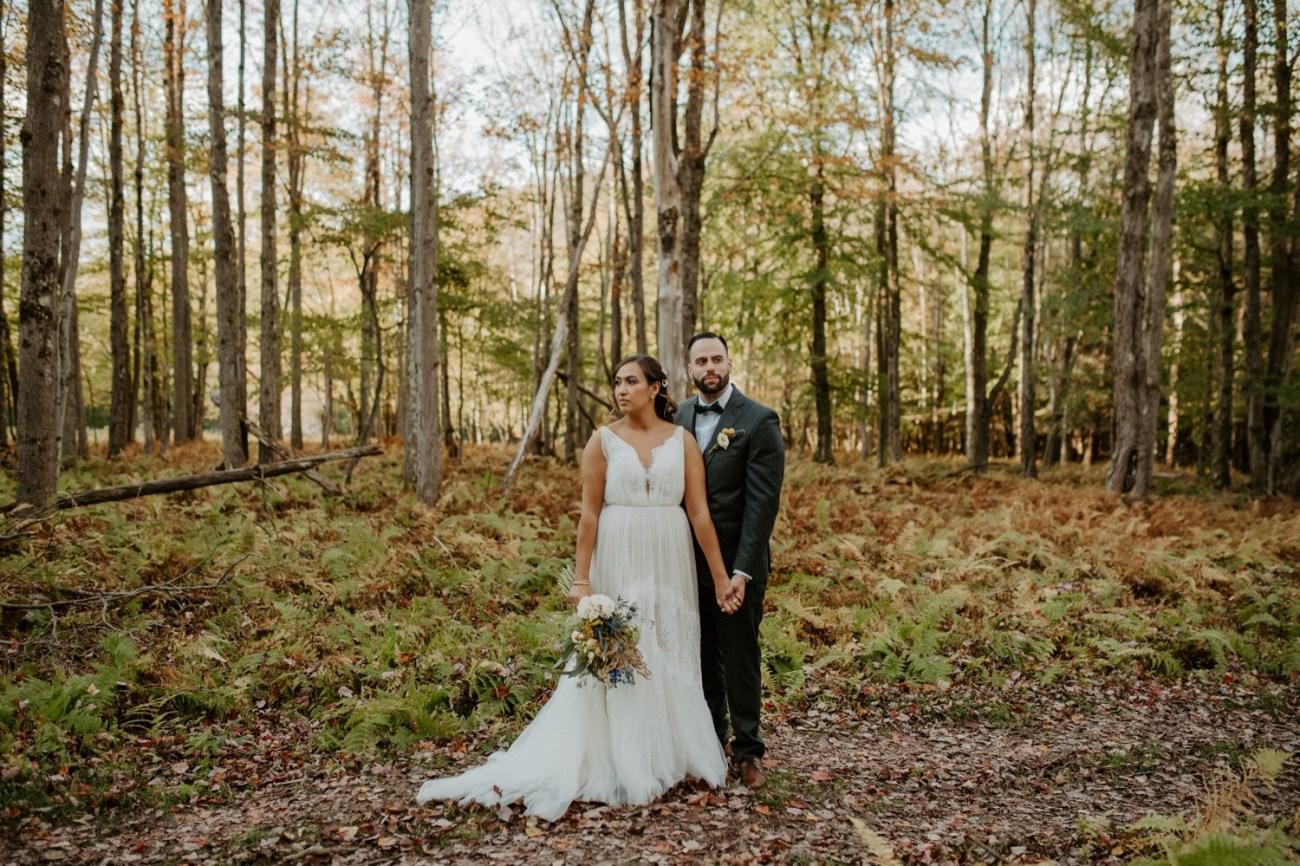 Handsome Hollow Wedding Catskill Up State New York Wedding Photographer Anais Possamai Photography 043