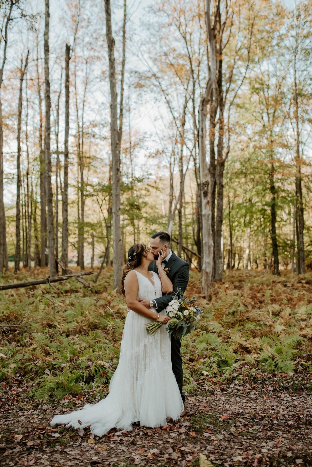 Handsome Hollow Wedding Catskill Up State New York Wedding Photographer Anais Possamai Photography 044