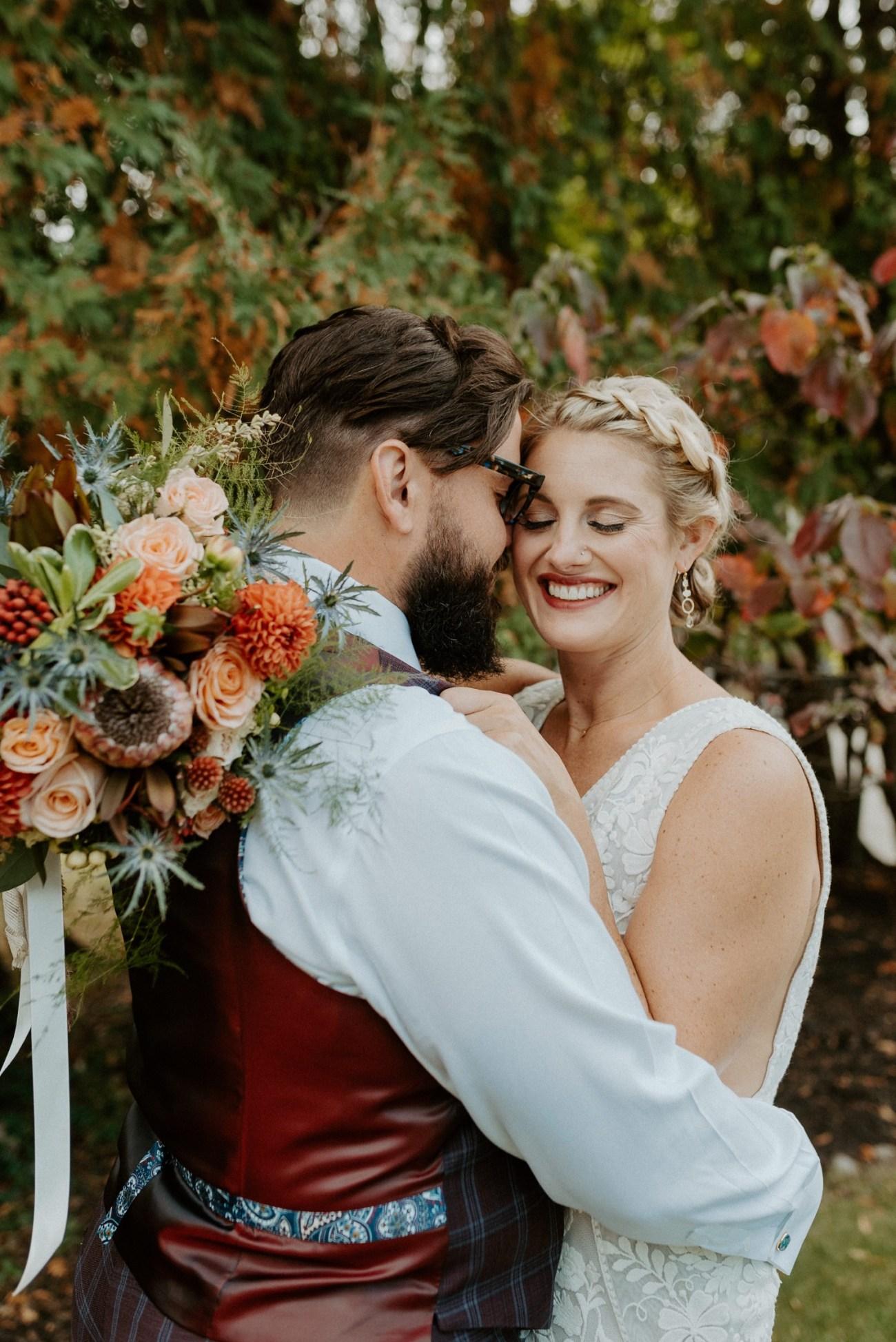 New Jersey Fall Backyard Wedding Bend Wedding Photographer NJ Wedding Photographer Anais Possamai Photography 020