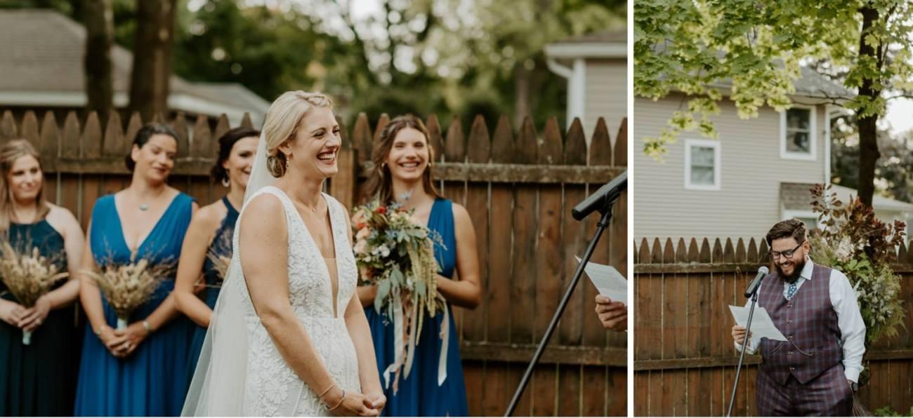 New Jersey Fall Backyard Wedding Bend Wedding Photographer NJ Wedding Photographer Anais Possamai Photography 047