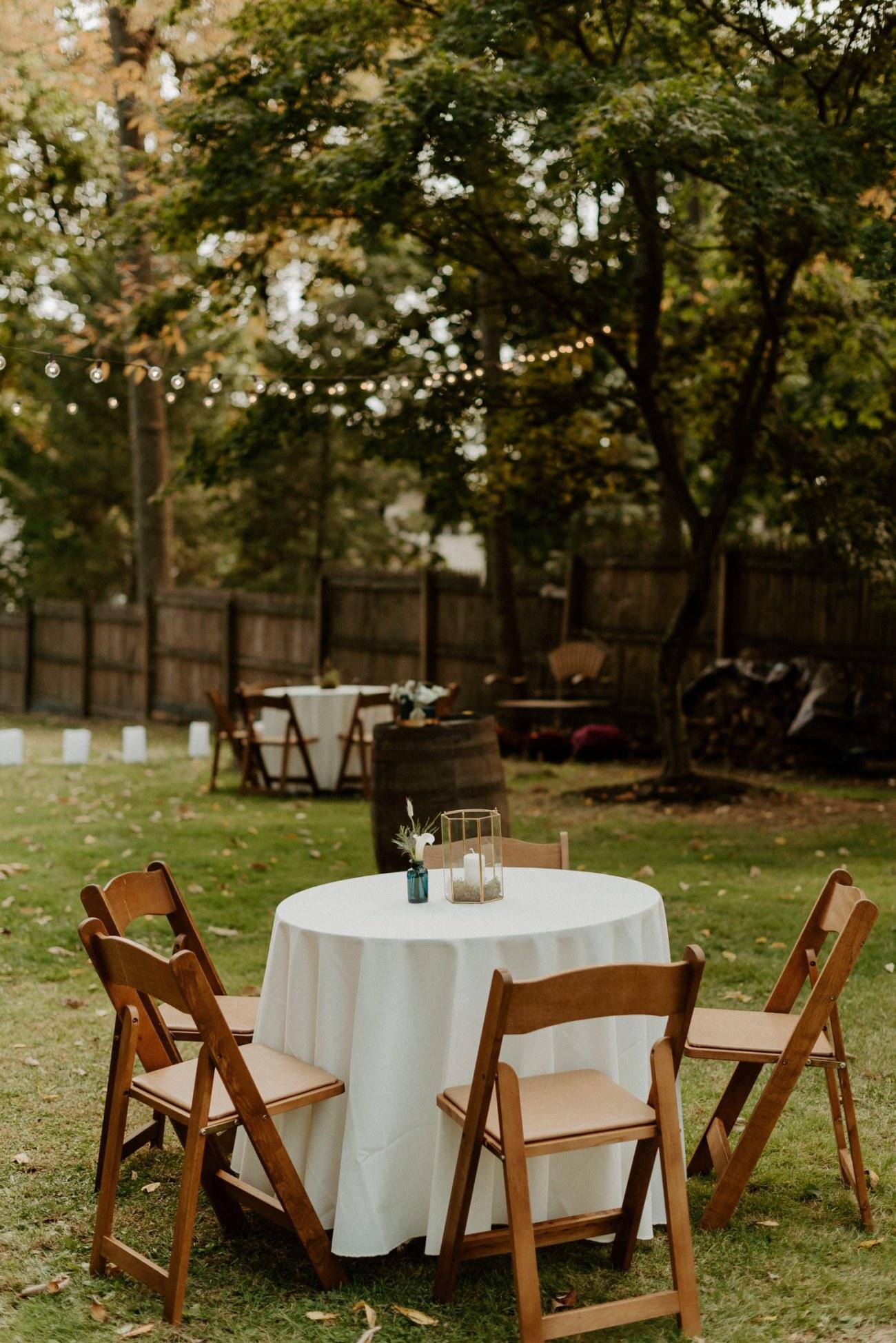 New Jersey Fall Backyard Wedding Bend Wedding Photographer NJ Wedding Photographer Anais Possamai Photography 055